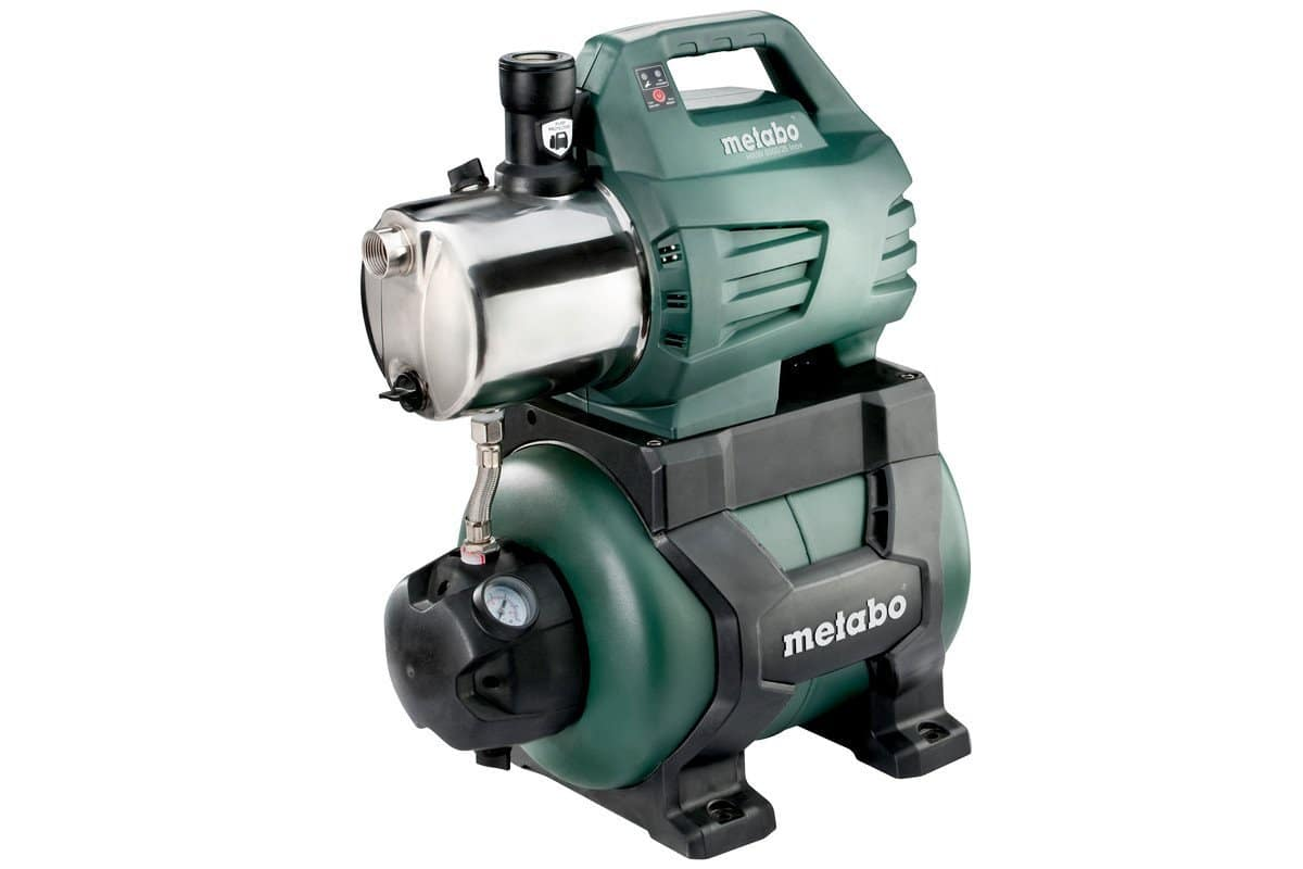 Metabo Tauchpumpe HWW 6000/25 Inox, 6.00975E+8