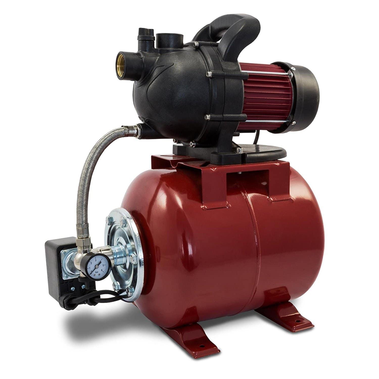 Berlan – Hauswasserwerk 1000 Watt / 3.500 L/h – BHW1000