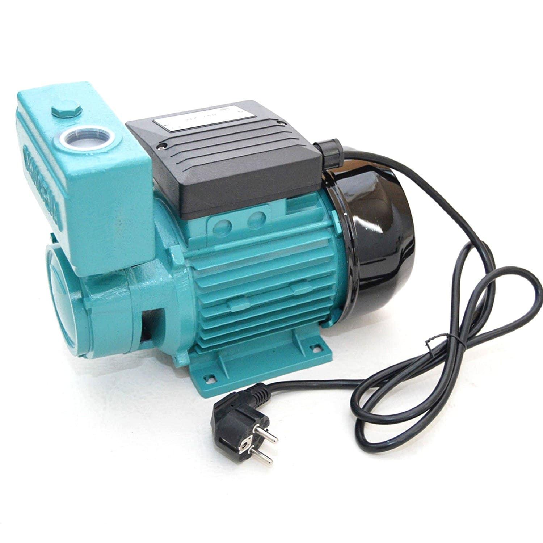 kreiselpumpe gartenpumpe 750 watt 2880 l/h 7,8 bar wasserpumpe
